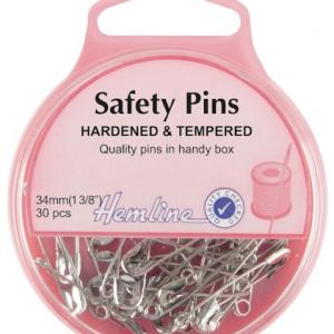 Safety Pins 34mm