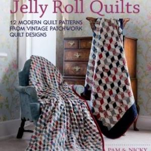 Antique to Heirloom Jelly Roll Quilts book-0