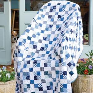 Blue Lagoon Quilt Kit-0