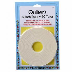 Quilter's ¼in Tape