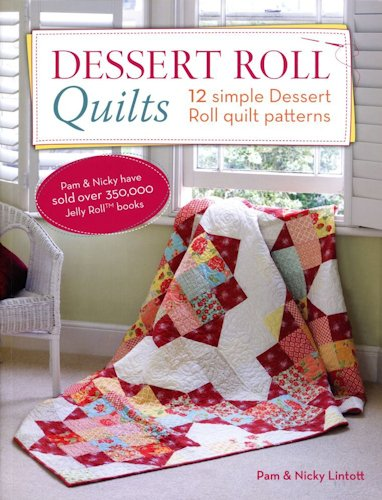Dessert Roll Quilts book-0