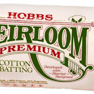 Hobbs Heirloom Premium 80/20 120in x 120in-0