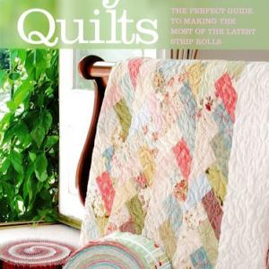 Jelly Roll Quilts book-0