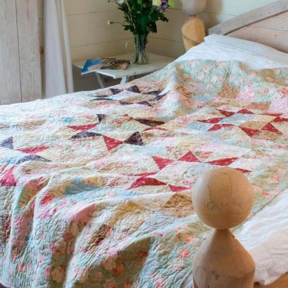 Layer Cake, Jelly Roll and Charm Quilts-64182