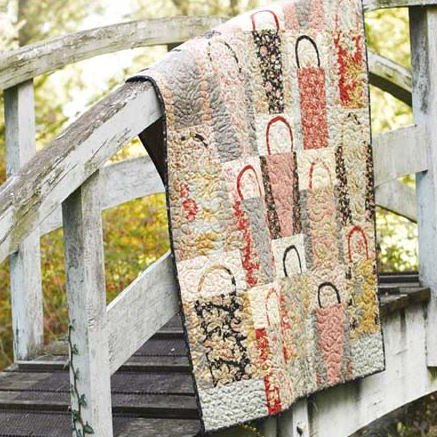More Layer Cake, Jelly Roll and Charm Quilts book-60908