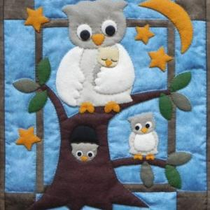 Owl Family kit-0