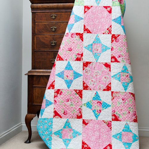 Quick Quilts with Rulers book-60893