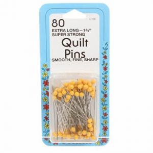 Extra Long Quilt PIns