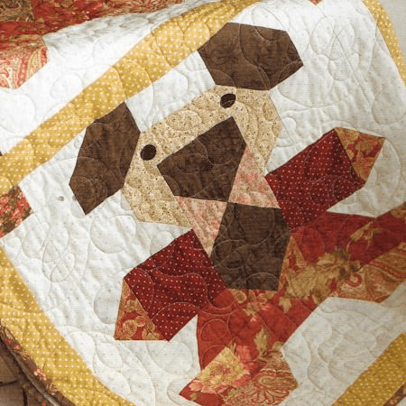 Teddy Bears Quilt Kit-0