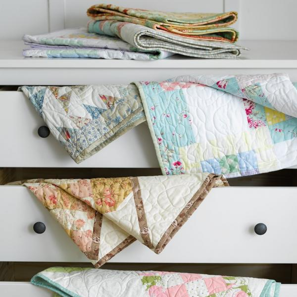 Two from One Jelly Roll Quilts book-64178
