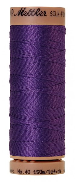 Silk Finish 40 (150m) - Iris Blue