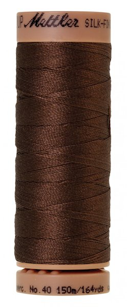 Silk Finish 40 (150m) - Redwood