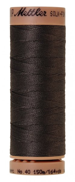 Silk Finish 40 (150m) - Charcoal