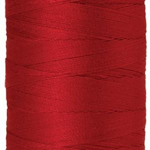 Silk Finish 40 (500yd) - Country Red
