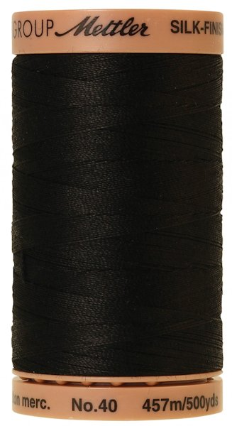 Silk Finish 40wt - Black (9135-4000)