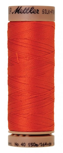Silk Finish 40 (150m) - Paprika