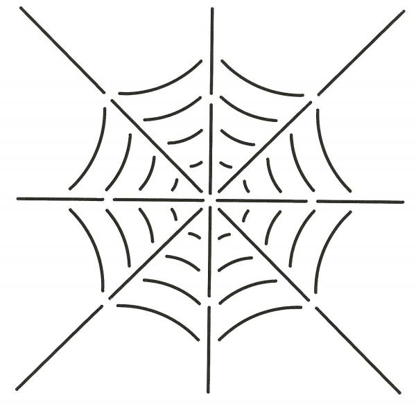 8in Spider Web (111)