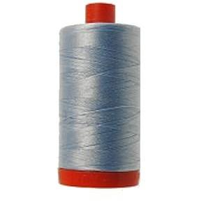 Aurifil 50wt 1300m 2710 Light Robin Egg