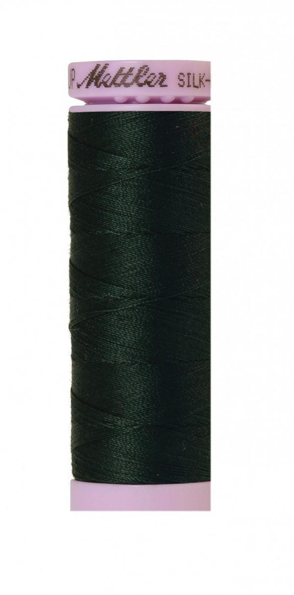 Mettler Silk Finish 50 (150m) - Spruce Forest