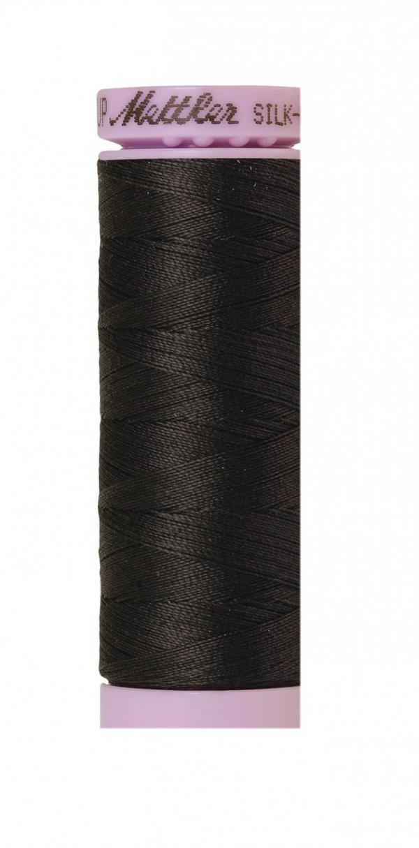 Mettler Silk Finish 50 (150m) - Charcoal