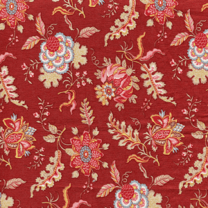 Dutch Heritage Small Chintz Style Red 1025