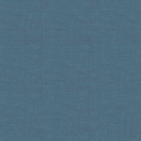 Linen Texture - 1473/B7 DENIM BLUE