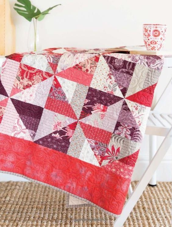 Jelly Roll Quilts in a Weekend-66214
