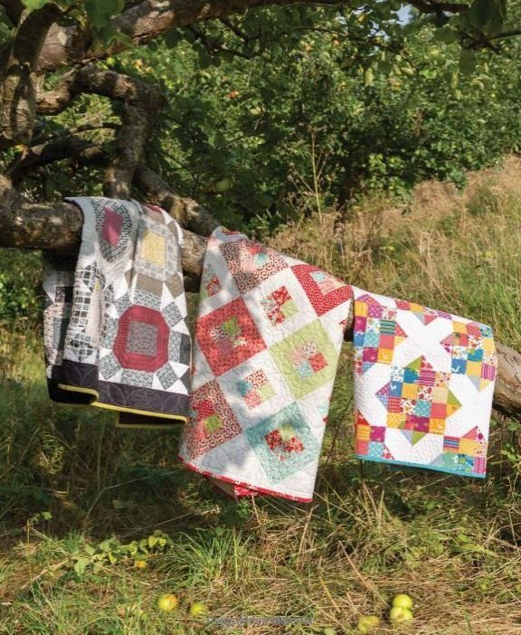 Jelly Roll Quilts in a Weekend-66213