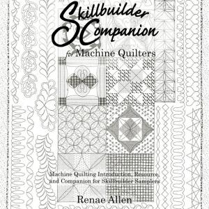 Skillbuilder Companion for Machine Quilting-0