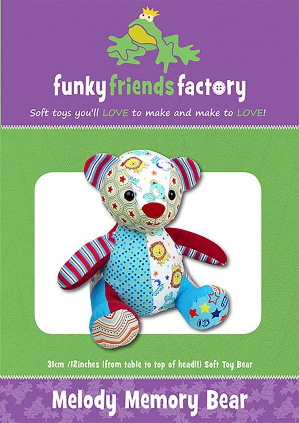 Melody Memory soft toy pattern-67378