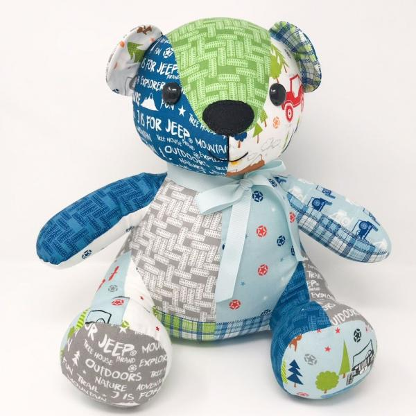 Melody Memory soft toy pattern-0