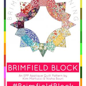 Brimfield Block - Pattern Only