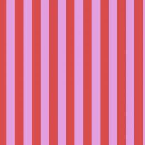Tula Pink Stripes - Poppy