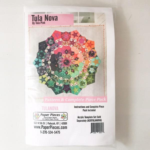 Tula Nova Pattern and Complete Piece Pack-67655