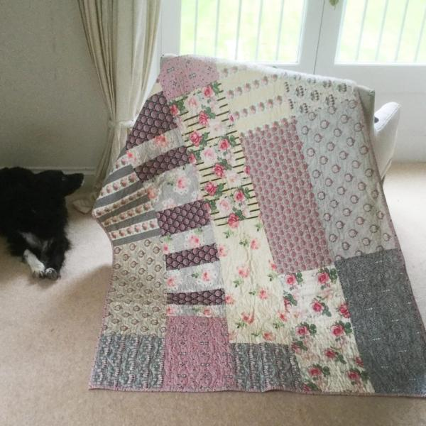 Quilt in a Dash - Liberated Eleanor (Wednesday, 27th March 2019)-69398
