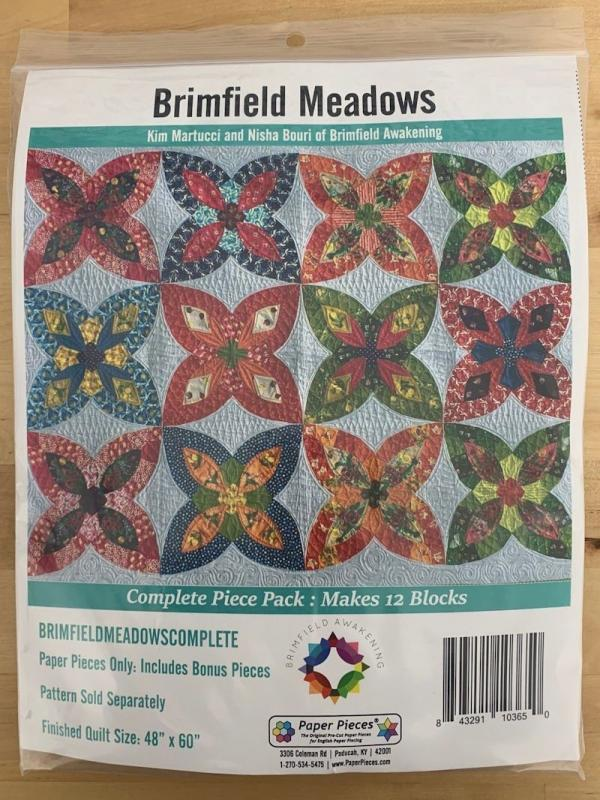Brimfield Meadows - Complete Piece Pack Makes 12 Blocks-69515