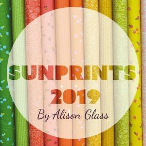 Sunprints 2019 Fat Quarter Collection