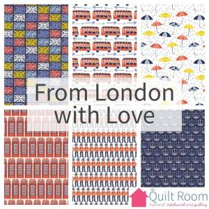 From London with Love fat quarter pack-0