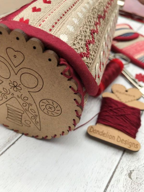 Mandy Shaw's La Roulade Sewing Roll (Saturday 13th July 2019) CLASS FULL-69905