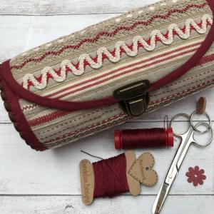 Mandy Shaw's La Roulade Sewing Roll (Saturday 13th July 2019) CLASS FULL-0