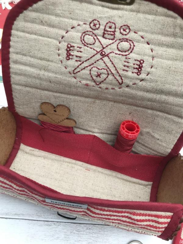 Mandy Shaw's La Roulade Sewing Roll (Saturday 13th July 2019) CLASS FULL-69904