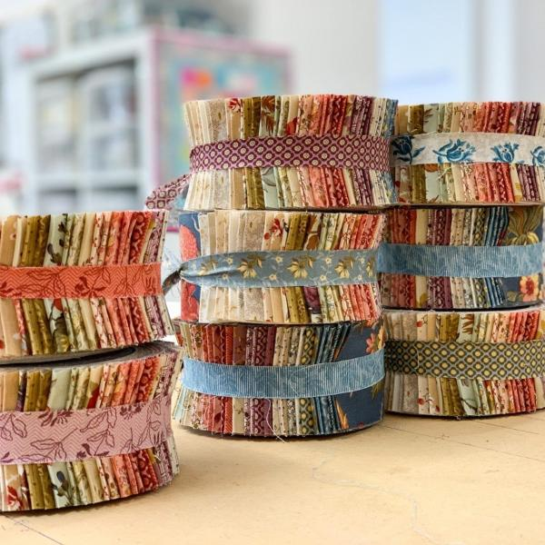 Bed of Roses Jelly Roll