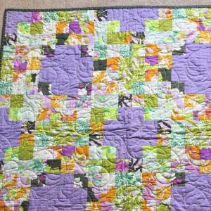 Daisy Chain Playmat Quilt