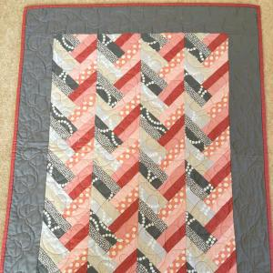 Double Friendship Braid Quilt