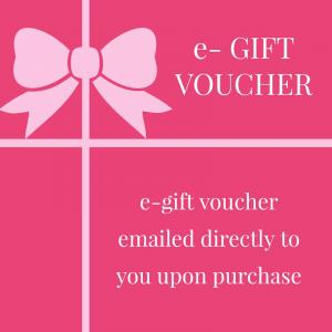 e-voucher for quilt room shop