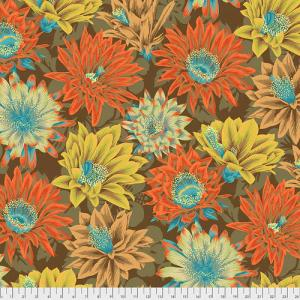 cactus-flower-brown
